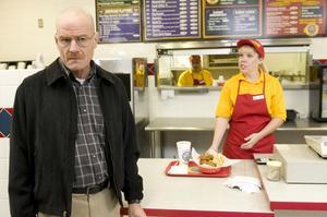I TV-serien Breaking bad  tillverkar kemiläraren Walter White metamfetamin för att få råd med cancerbehandling. Den 59-åriga mannen ska ha blivit inspierarad av tv-serien.