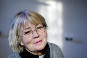 """Margareta Nordell, Gävle, är mellanstadieläraren som sadlade om och blev präst vid 59 års ålder. Hon börjar med ett år som pastorsadjunkt """"hemma"""" i Mariakyrkan, där hon varit aktiv under 20 år. I höst är hon färdig att börja söka prästtjänster. """"Vägen hit har varit lång och jag känner en djup glädje över att jag nu får föra vidare det budskap som betytt mycket för mig i livet."""""""