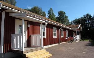 Landstinget lade ner distriktsköterskemottagningen i Torsång. Nu vill företaget ScaDuMe AB starta förskola i lokalerna. Ventilationen klarar cirka 30 barn.Foto: KARIN SUNDIN