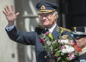 På söndag, den 30/4, fyller kung Carl Gustaf  71 år.
