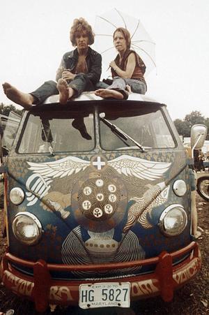 Woodstockfestivalens gränslöshet satte prägel på hela 1970-talet.