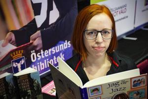 – Förskolor lånar ganska mycket normbrytande böcker men även föräldrar frågar efter dem, säger Kerstin Ydrefors som är barn- och ungdomsbibliotekarie på Östersunds bibliotek.