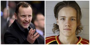 Thomas Berglund och Jesper Boqvist.
