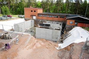 Utbyggnaden av reningsverket är inte huvudorsaken till att taxorna för vatten och avlopp måste höjas.(arkivbild)