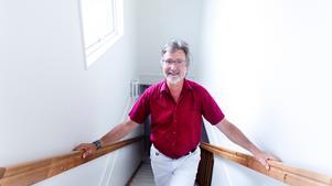Ulf Ytterberg, klinikchef på Animalen.