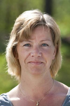 Margareta Sandstedt står på andra plats på Sverigedemokraternas lista i valet till Europaparlamentet. Hon hoppas att EU-motståndet ska ta partiet in i parlamentet.