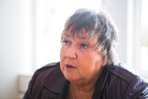 Elisabet Lassen (S), kommunalråd Sollefteå.