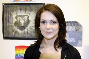 Sofie Samuelsson har haft klimathotet i tankarna.