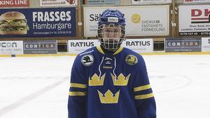 Filip Johansson blir blågul igen.