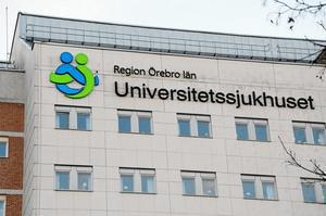 Hållbart. USÖ är det universitetssjukhus i Sverige som förbrukar minst energi per kvadratmeter. Arkivfoto: NA
