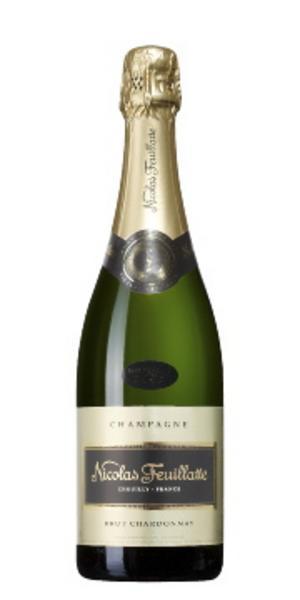 """Till frukosten  eller picknickenNicolas Feuillatte Brut  Chardonnay (299 kronor)""""En trevlig champagne med en personlig touch, utan tvekan en flaska för picknicken"""""""
