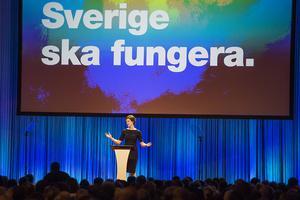 Moderater sprider bilden av att Sverige är ett laglöst land där inget längre fungerar, stämmer verkligen det?