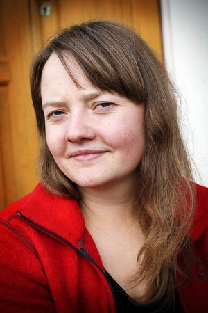 Ellen Sundberg, musiker från Bjärme.