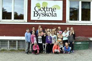 För en vecka sedan bjöd Gottne byskola på cirkus. Följden blev att 16 788 kronor samlades in till Världens barn.