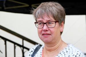 Eva Fors, skolchef Nordanstig och tillförordnad kommunchef under snöstormen.