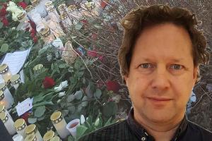 Mayas pappa Niklas Herneryd.