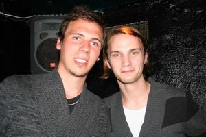 Konrad. Alexander och Martin