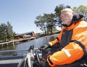 – Skönt att vara tillbaka i Jämtland, tyckte Leif Malmgren från Stockholmspolisen.