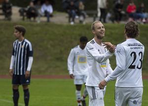 Daniel Andersson gjorde fyra av Selångers mål. Anfallskompisen Fredrik Thörnqvist gjorde två.