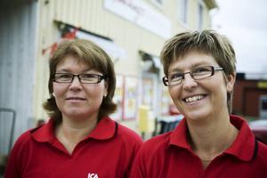 Hemlings Lanthandel har utsetts till Sveriges bästa Ica Nära-butik. Den drivs av systrarna Maria Johansson och Elisabeth Norberg.