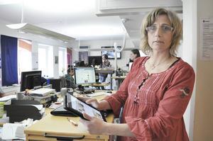 Chefredaktör Viktoria Winberg ser fram emot premiären av LT:s extra e-tidning på långfredagen.