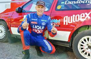 Mikael Lundberg totalsegrade i 66:an.