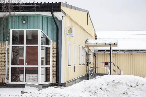 Polisstationen i Sveg