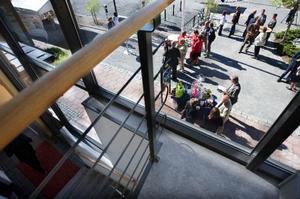 Mittuniversitetet – viktigt inte bara för vår region utan för hela Sverige.  Foto: Ulrika Andersson