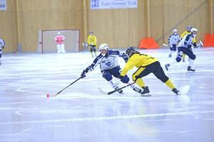 Mathias Stavis gjorde många poäng i Rättvik. Ett lag som annars underpresterade förra säsongen.