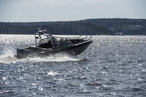 Anytec, ett känt båtmärke, inte minst i Örnsköldsvik med omnejd.