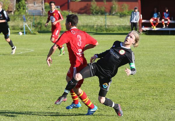 Sveg vann det täta härjedalsderbyt med 1-0