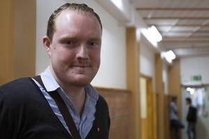Niklas Daoson (S), ordförande i barn- och utbildningsnämnden.