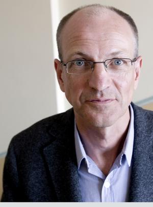 Frank Stoor, chef för barn- och ungdomsförvaltningen.
