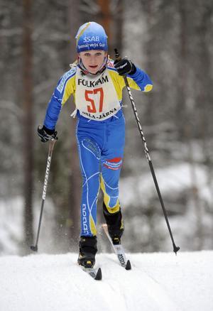 Erik Brandt, Domnarvet, segrare i klassen H9-10.