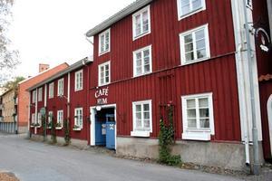 Äldsta huset. Garvaregården byggdes efter den stora branden 1776. Nu finns dess historia nedskriven.