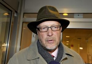 Sven-Erik Österberg blir landshövding i Stockholm.