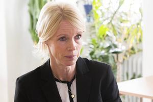 Saila Quicklund (M), riksdagsledamot från Frösön.