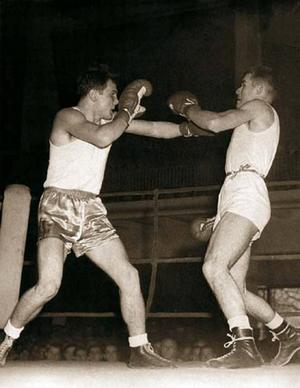 Judiske boxaren Rotholc beundrades av många i Polen på 1930-talet. Gregor Flakierskis roman