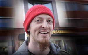 Joakim Ekestorm, 25 år, Falun: – Jag har klarat mig. Men inte min flickvän och hennes morsa.