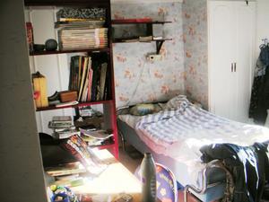 Olivers gamla rum. Tisdagen den 17 mars får vi se hur Bygglovsgänget gjorde sovrummet till ett tonårsrum.