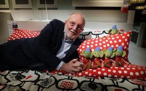Lars Ivarsson har varit med i planerna sedan 2007. Glad är han nu när Ikea öppnar. – Det har tagit nästan sju år, säger han. Foto: Staffan Björklund