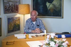 Janne Ström är ordförande för Företagarna i Hudiksvall som nu riktar kritik mot Hudiksvalls kommuns uthyrning av kulturhuset Glada Hudik