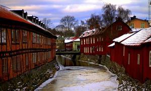 Klassiskt Västerås motiv
