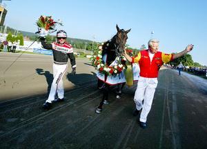 Giant Diablo och Örjan Kihlström bärgade segern när det var tioårsjubileum 2006.