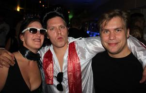 Blue Moon Bar. Jennie, Elvis och Putte