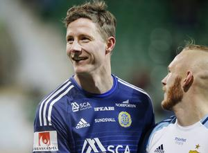Johan Eklund lämnade GIF Sundsvall efter fem säsonger.