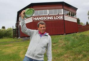 Peter Smeds är Hanssons loges nye ägare