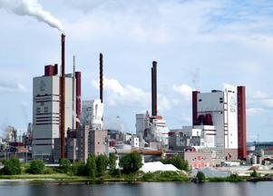 7,8 miljarder kronor kommer SCA att investera i Östrand för att dubbla produktionen av sulfatmassa.