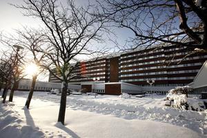 Två stölder har uppdagats på kort tid på Sundsvalls sjukhus.