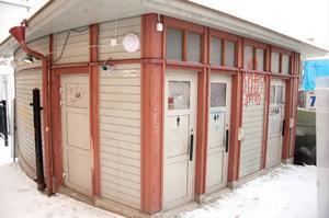 Offentliga toaletter – de ska bli fler och fräschare. Men inte förrän 2015.